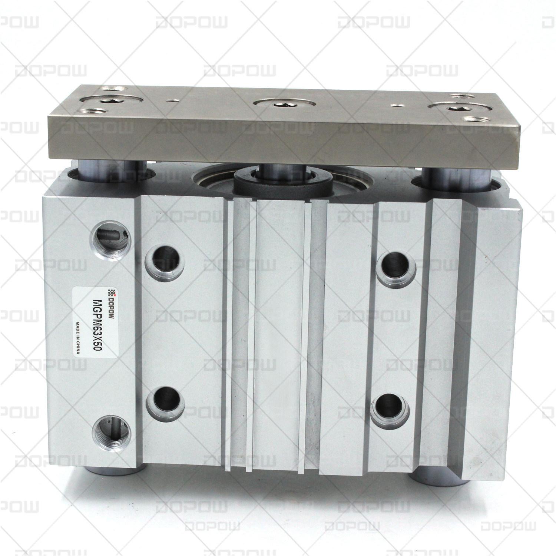 Dopow Tri-Guide Cylinder Mgpm 63-50