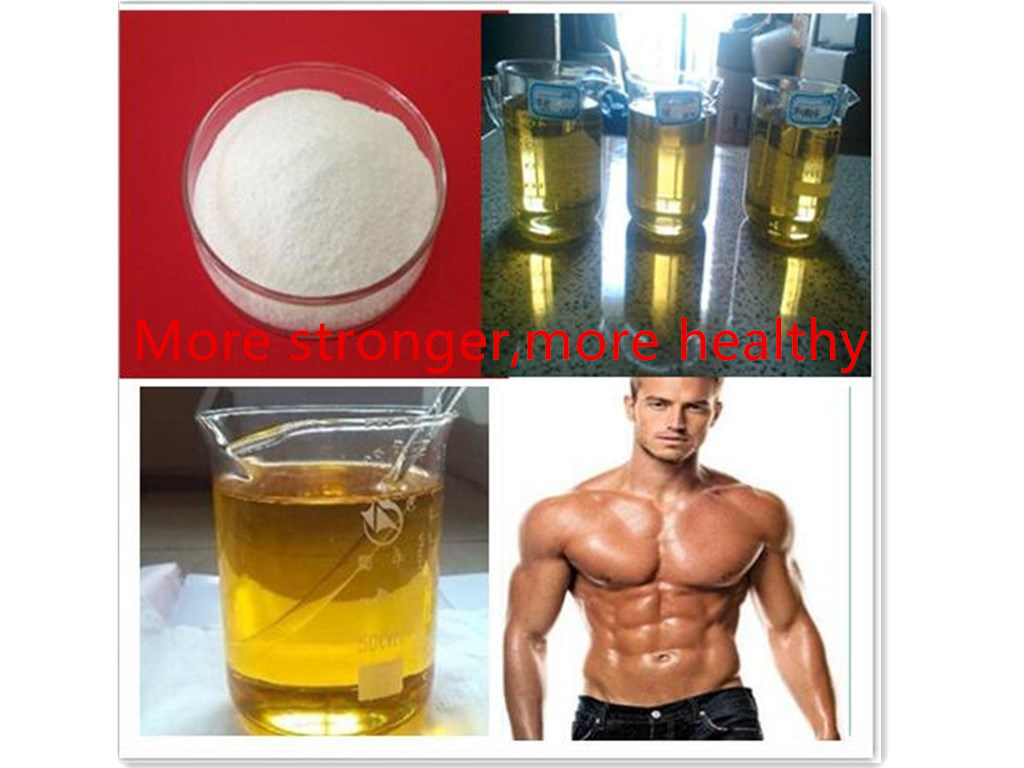 Injectable Pharmaceutical Intermediates Chemicals Boldenone Acetate