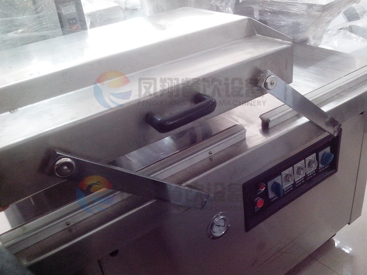 Industrial Automatic Vegetable Food Fruit Snack Vacuum Sealing Sealer with Good Price