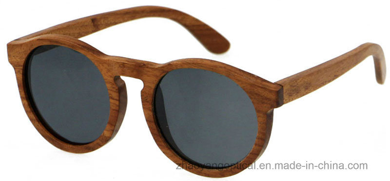 F. D. a Eco Original Bamboo Sunglasses with Logo