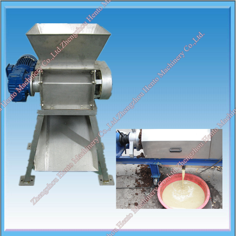Industrial Juice Extractor Juicer Machine With Double Screws