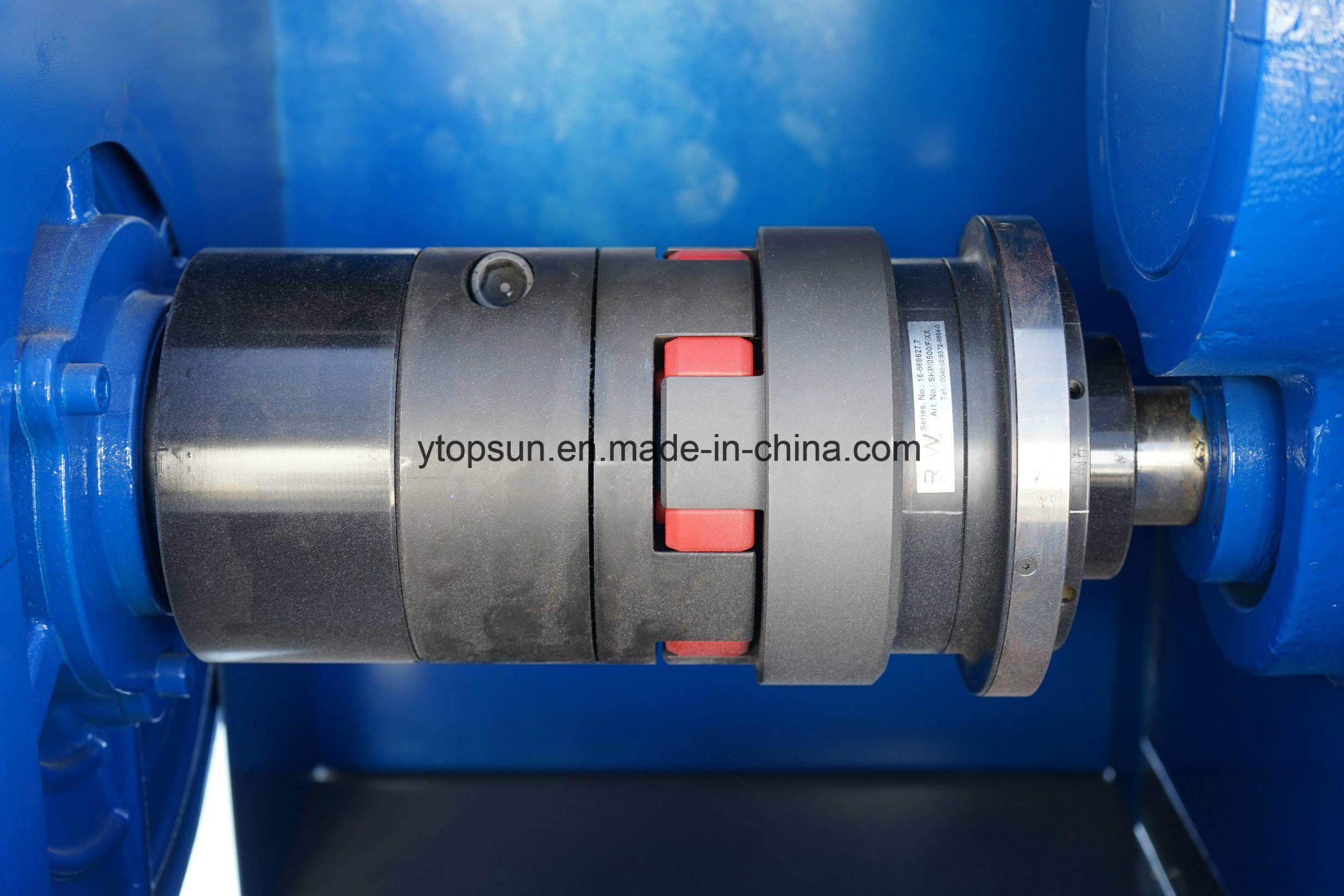 High Torque & High Speed Rotation Twin Screw Extruder