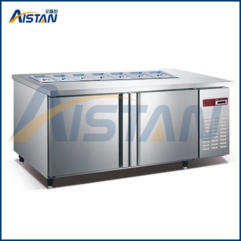 Gd4 4 Door Commercial Kitchen Freezer Refridgerated Cabinet