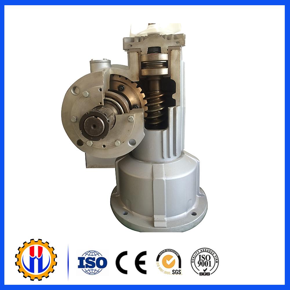 Construction Spare Parts Worm Gear Reducer Gearbox, Hoist Speed Reducer