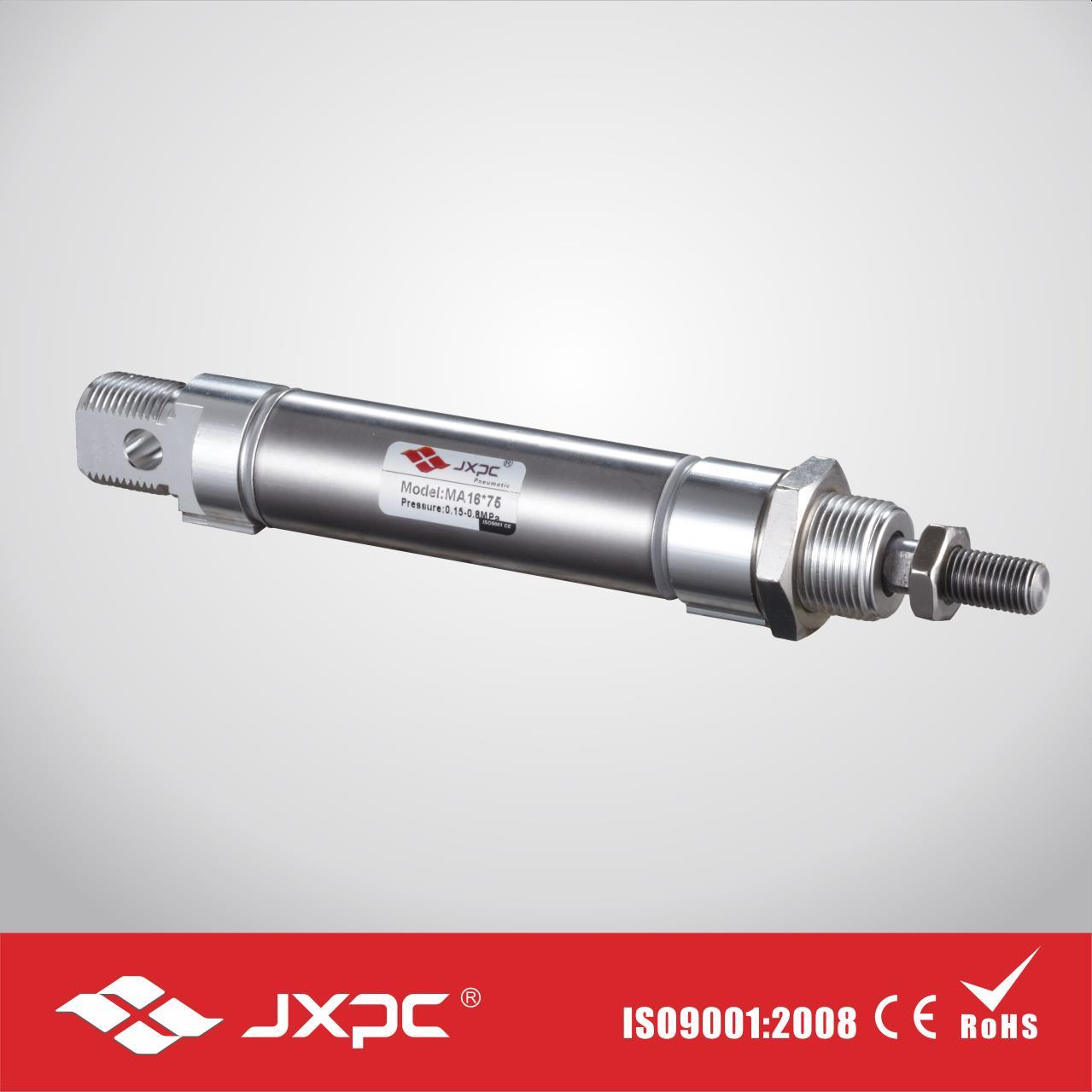 Ma Stainless Steel Pneumatic Mini Cylinder