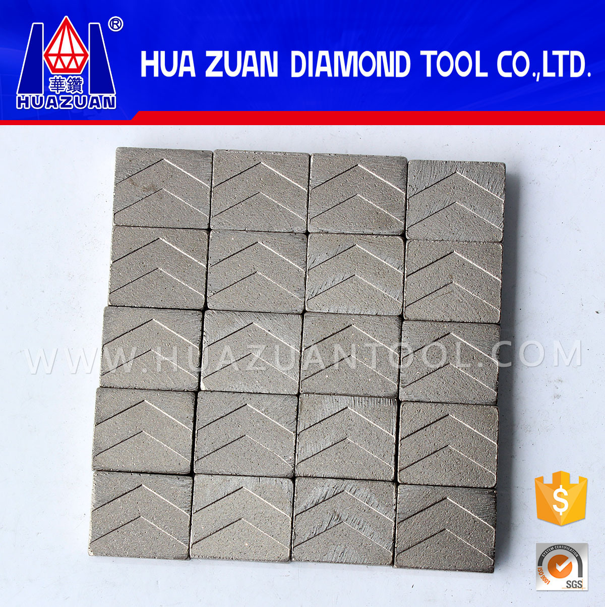 for Cutting Granite 1600mm Saw Blade Perfect Diamond Segment
