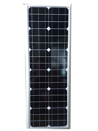 10W/15W/20W/30W/40W/50W/60W All-in-One Integrated LED Solar Street Lights