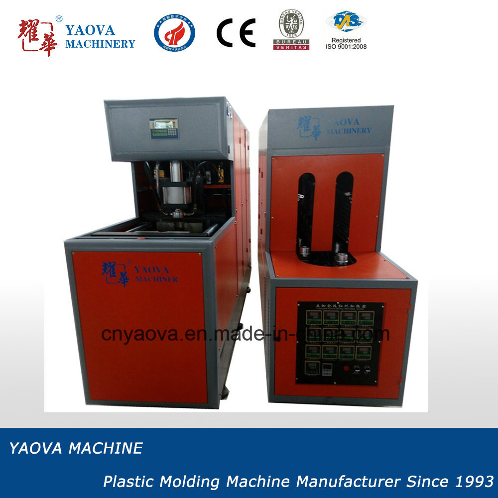 Semi Automatic Water Bottle Blow Moulding Machine Yv-3000ml