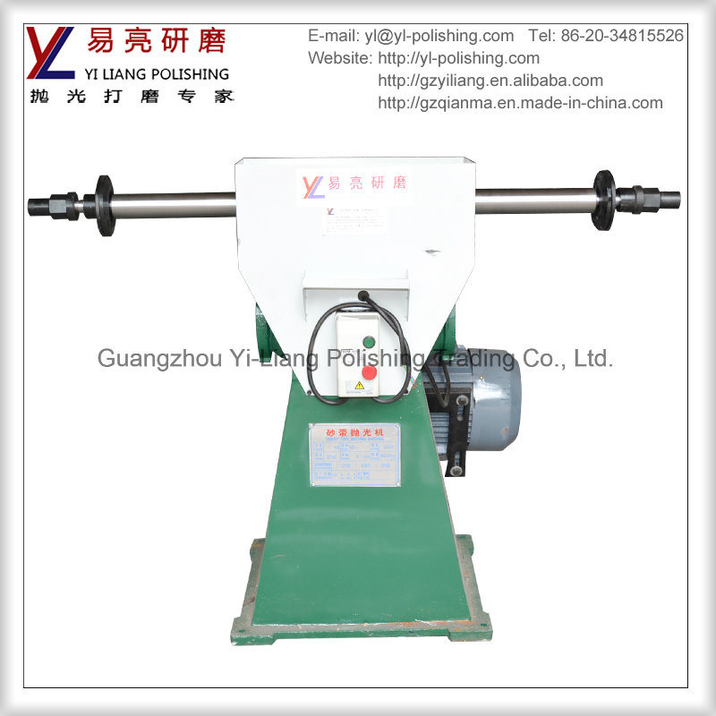 Stainless Steel Product Irregular Surface Fine Polishing Grinding Machine