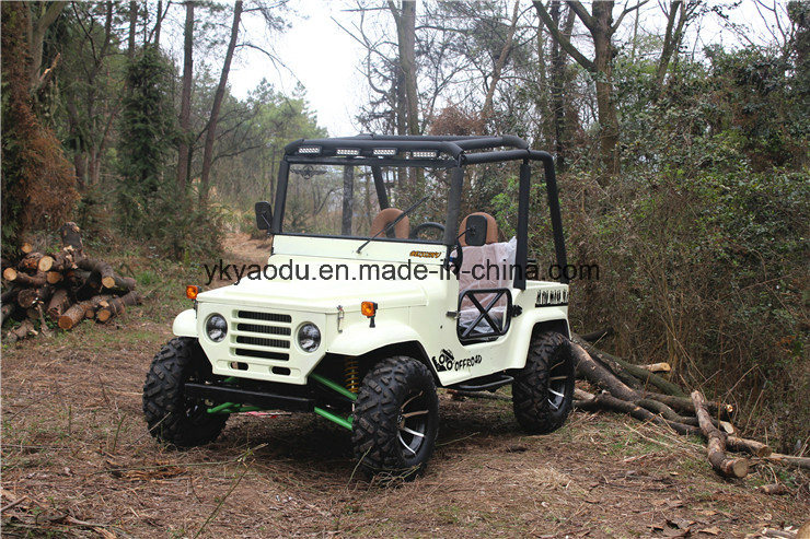 150cc Sports ATV with Full Automatic Gears for Kids