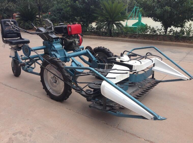 6.5HP to 9HP Gasoline Wheat Reaper Binder Machine