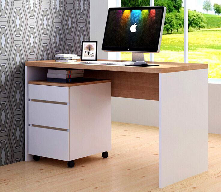 China Hot Sell Cheap Price MDF Computer Desk (HX-5DE317)