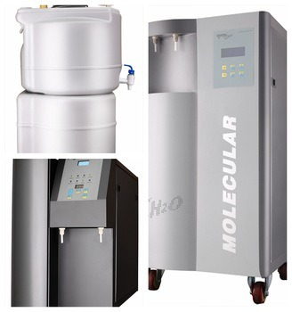 Pure Ultra Pure Water Purification Equipment Lab Water System Cj1226