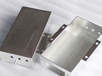 Precision Metal Sheet Fabrication Stainless Steel/Aluminum