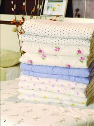 Hotel Bedding, King Bedding Set, Cotton Bedding (SDF-B-10)