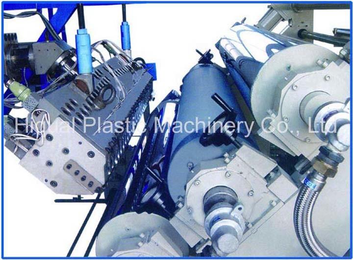 calendering plastic. Three-Roller Calendering
