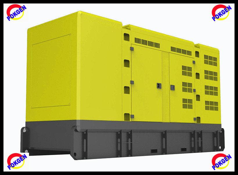 20~1500kVA Silent Cummins Diesel Generator Set (POKC300)
