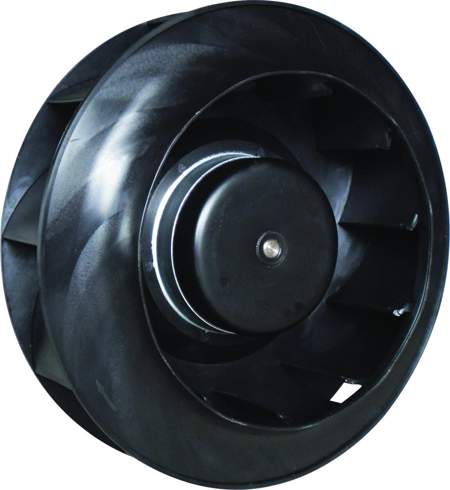 Ec Centrifugal Fan with Low Power Consumption China Centrifugal Fan  #4C657F