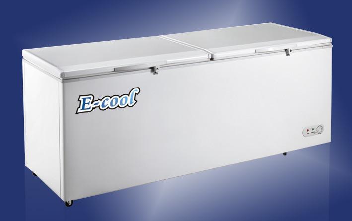Top Open Freezer