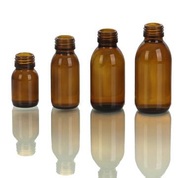 Amber Glass Vial