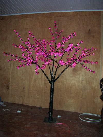 LED Cherry Blossom Tree Outdoor China LED Light LED Tree