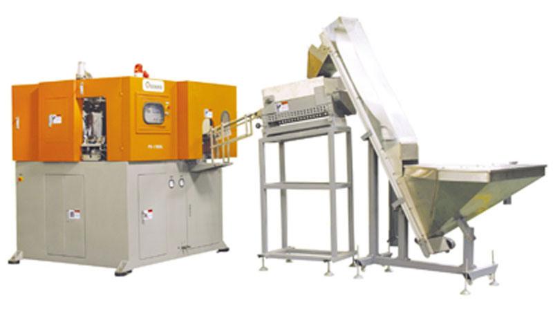 Pet Stretch Blow Moulding Machine (PN-CS2000)