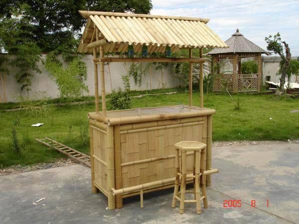 china wood tiki bar china bamboo furniture bar display