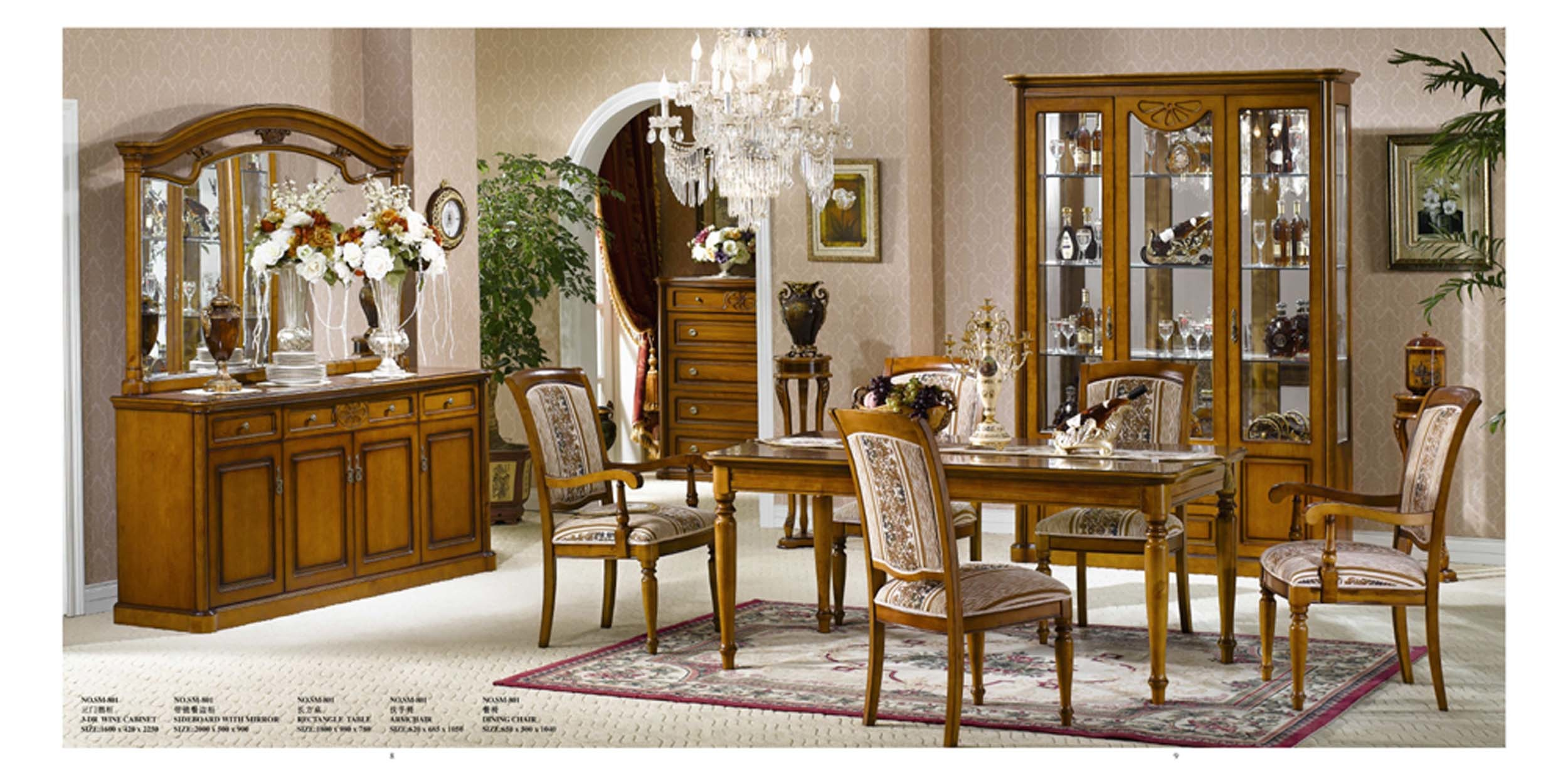 Furniture / Dining Room Furniture SM801  China Furniture, Dining
