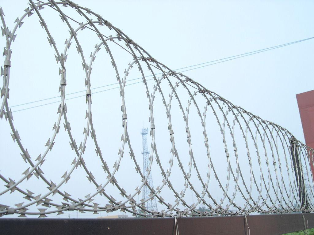 China Flat Razor Wire China Razor Wire Razor Iiron Wire