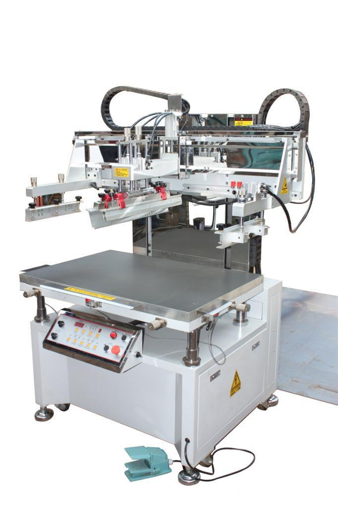 screen printing automatic machine