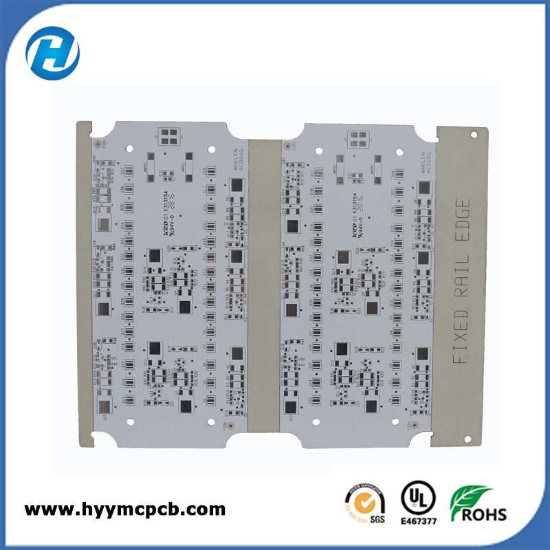 Single Sided Aluminum Based Board Aluminum PCB for Lamp