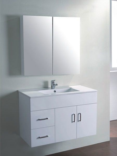 wall mounted mdf bathroom vanity cabinet mw900 china bathroom