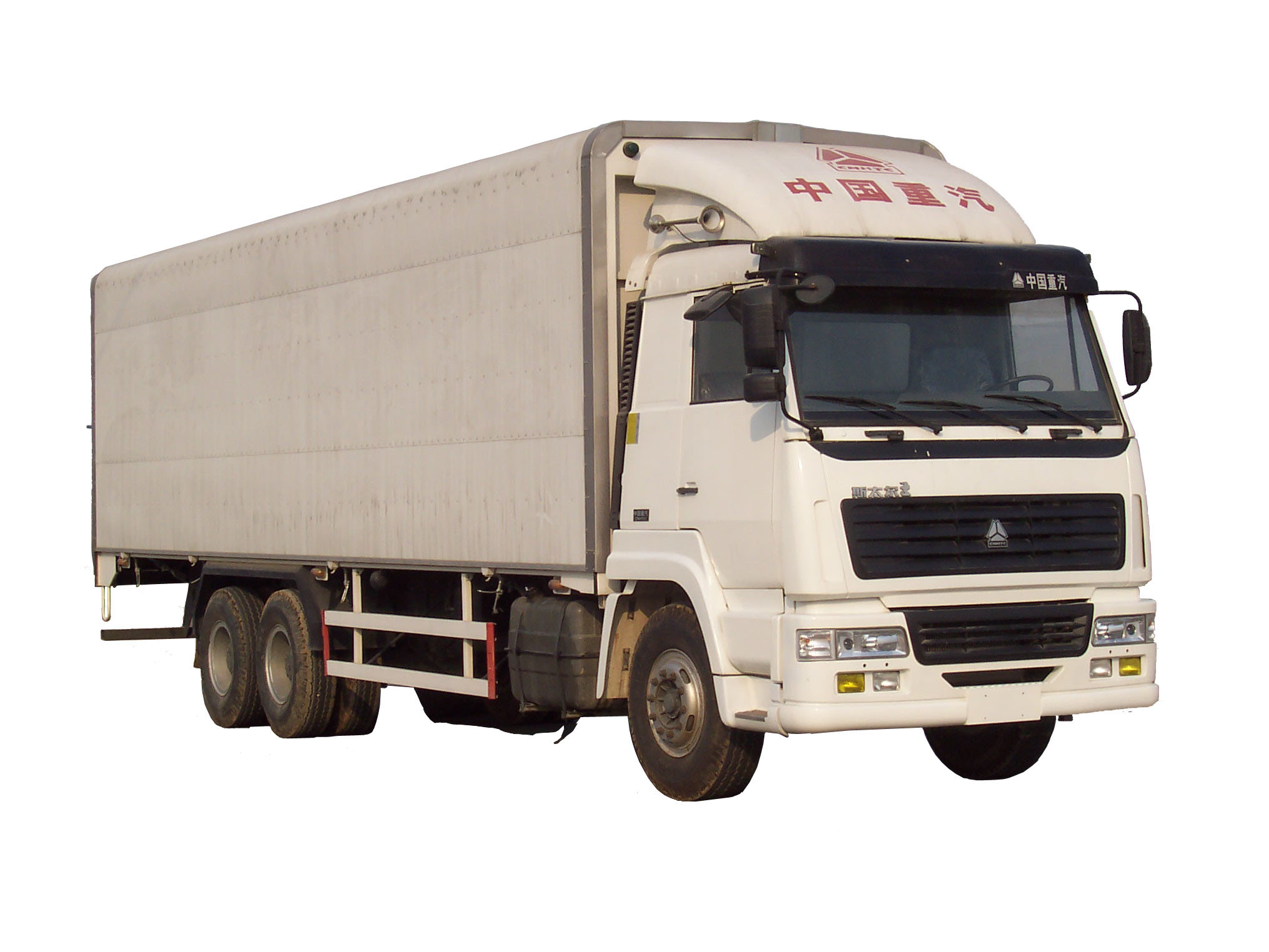 China Container Truck - China Container Truck, Cargo Carrier