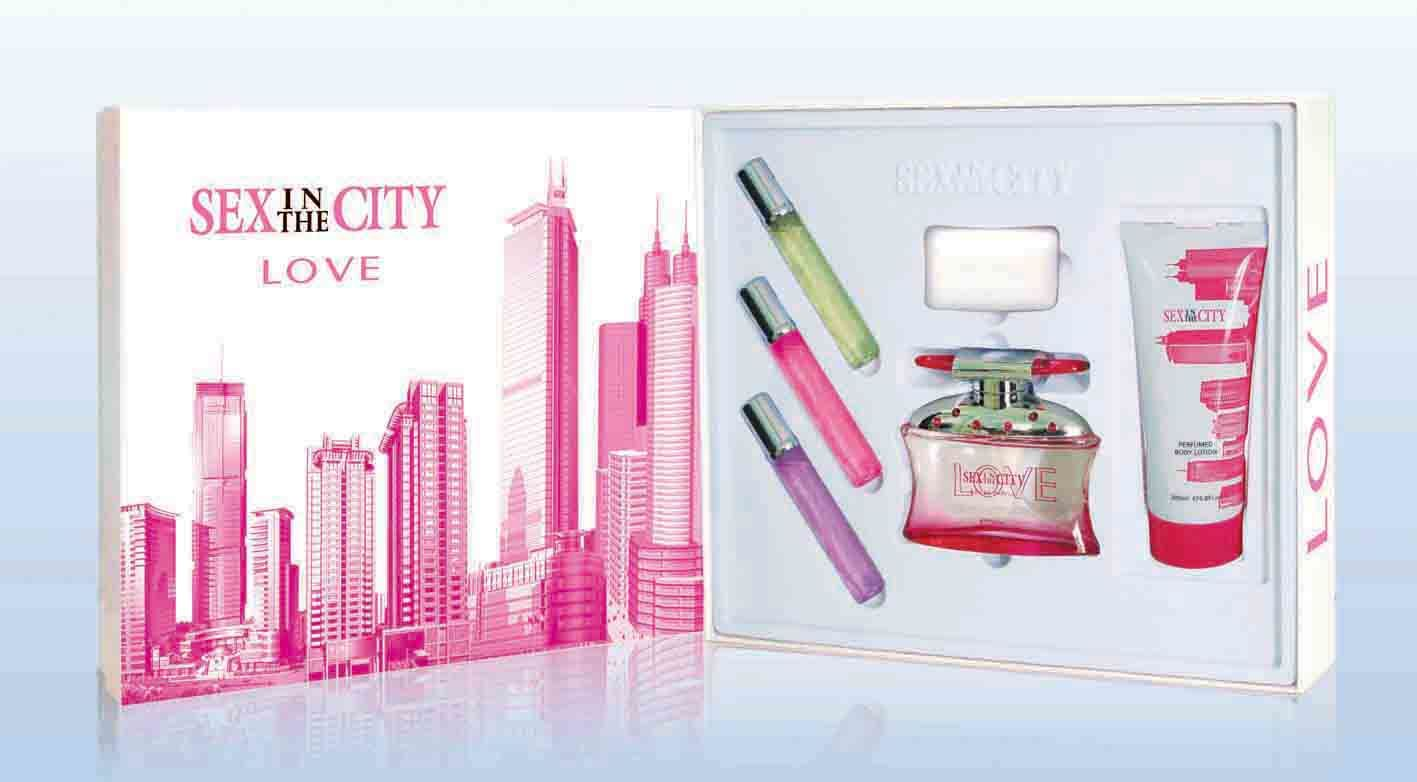 Perfume Gift Sets for Men and Lady - China Perfume, Fragrance, Edp in