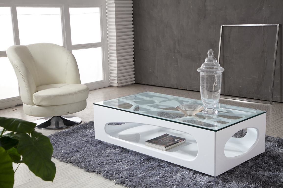 Modern Glass Coffee Tables Modern Coffee Table