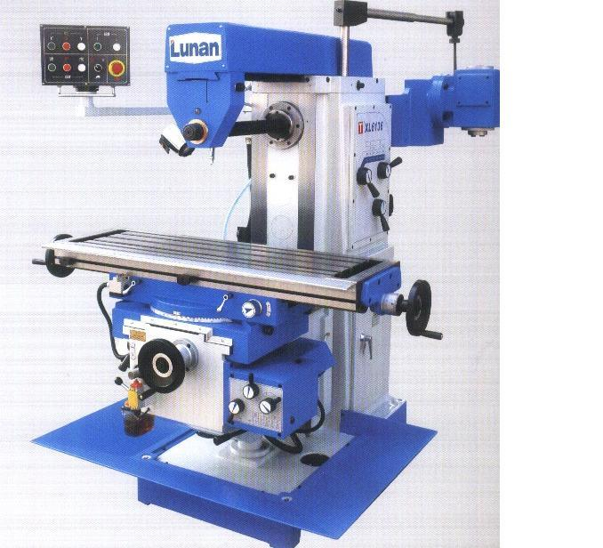 china universal swivel head and horizontal milling machine