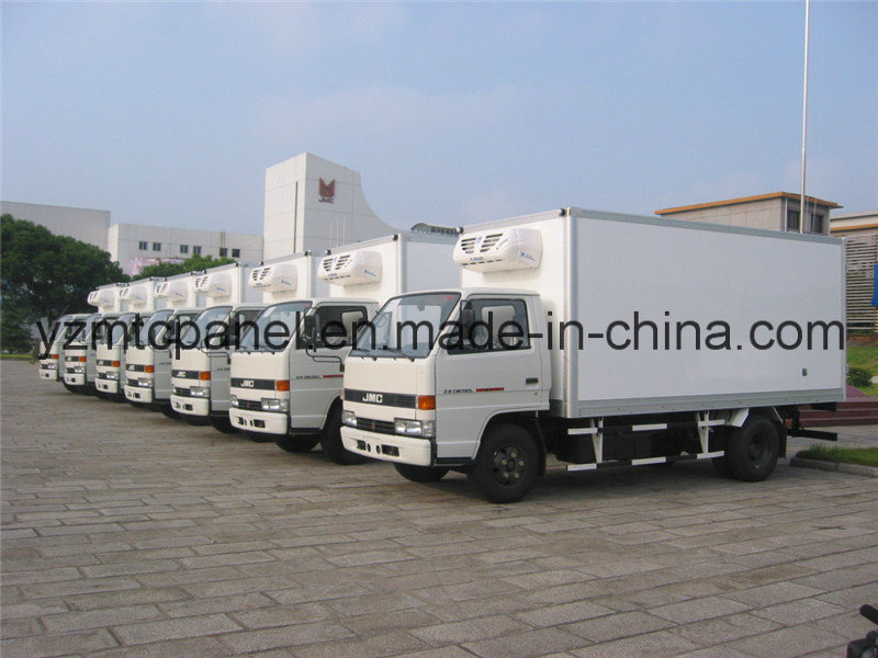 Superior FRP Sandwich Panel for Refrigerated Truck Body