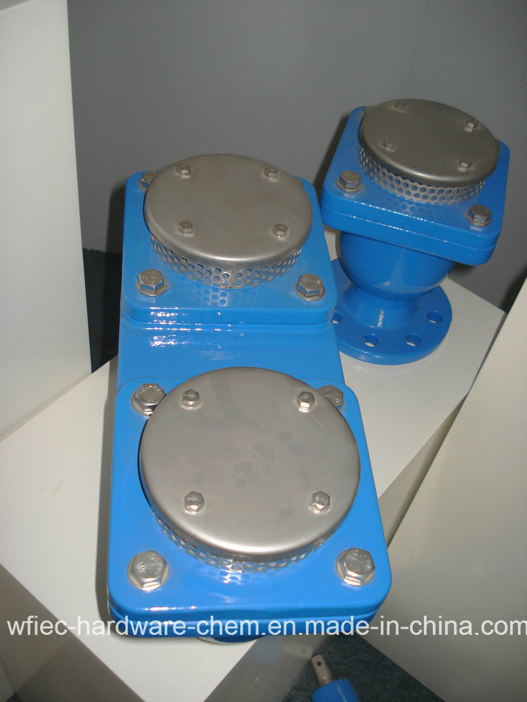 Air Release Valves for Water and Sewage
