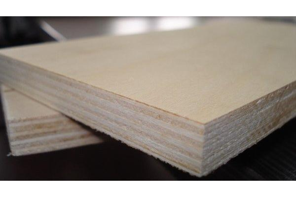 Used for Cabinet /Kitchen 18mm Laminated UV Plywood