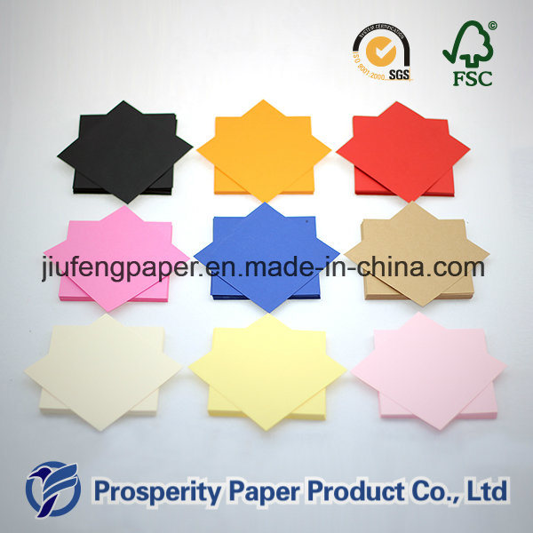 Wood Pulp Bright Color Paper