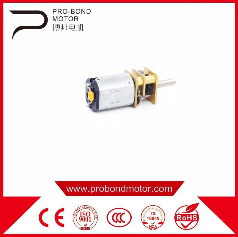 DC Gear Motor Wholesale 12zyj N20