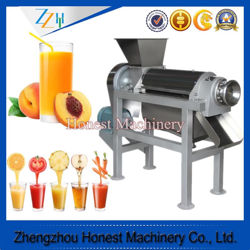 Industrial Stainless Steel Fruit / Sugar Cane / Orange Juice Extractor