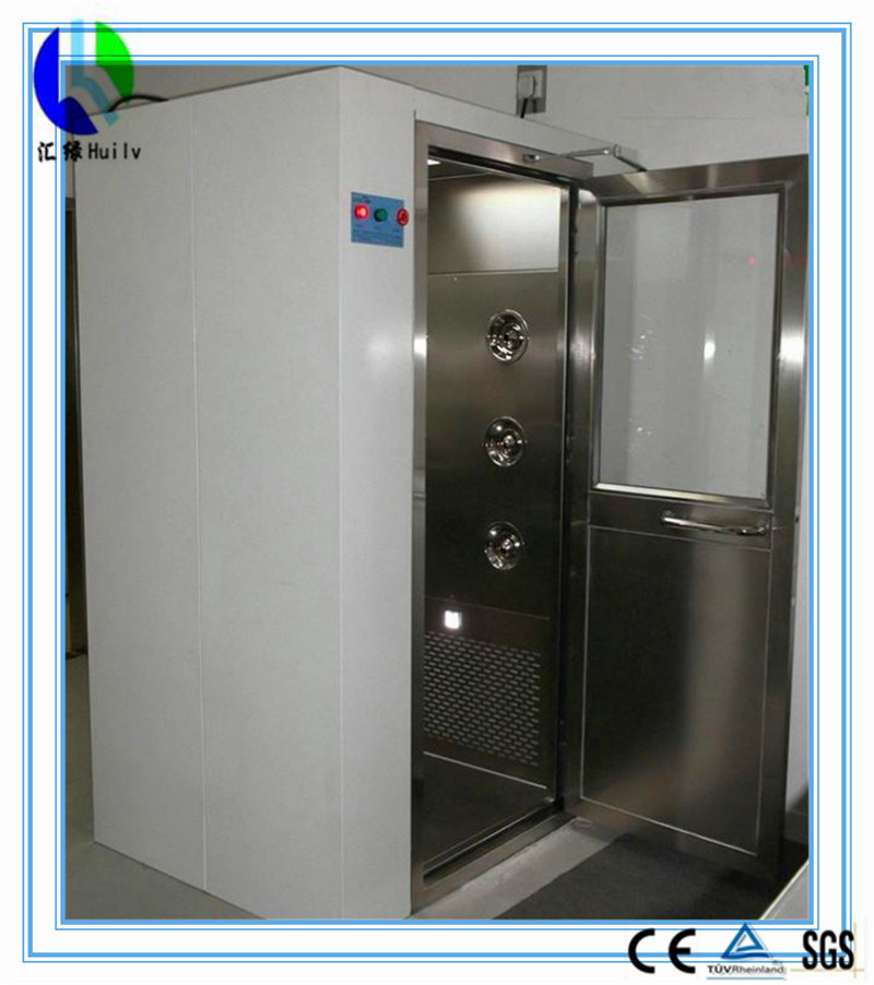 304#Ss Clean Air Shower Room