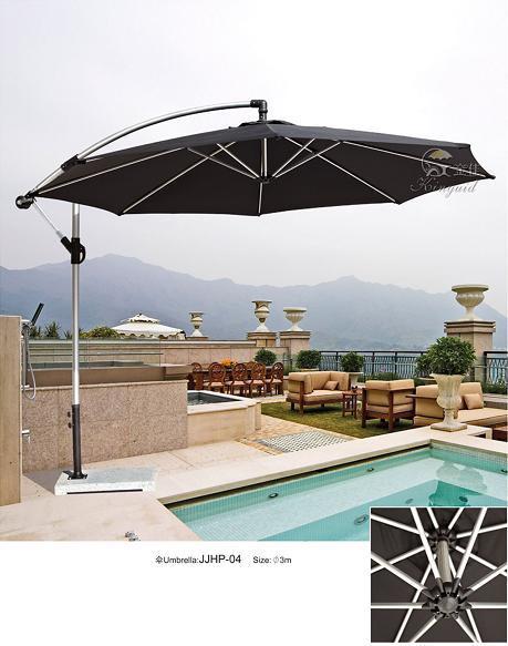 Hanging Pole Umbrella, Outdoor Umbrella (JJHP-04)