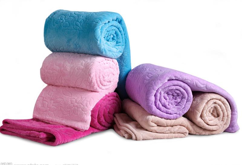 Eco-Friendly Flannel Warm Blanket