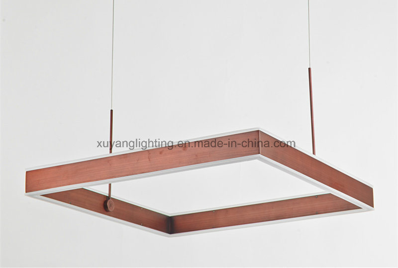 Good Sales Square Pendant Light for Decoration
