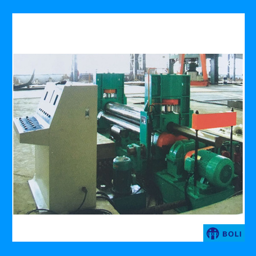 W11s Series Numerical Control Universal Hydraulic Rolling Machine
