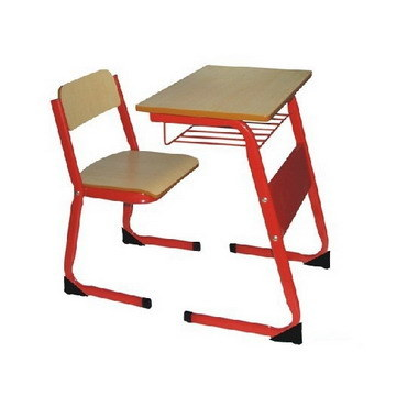 China Single Student Desk And Chair Set MXZY 230