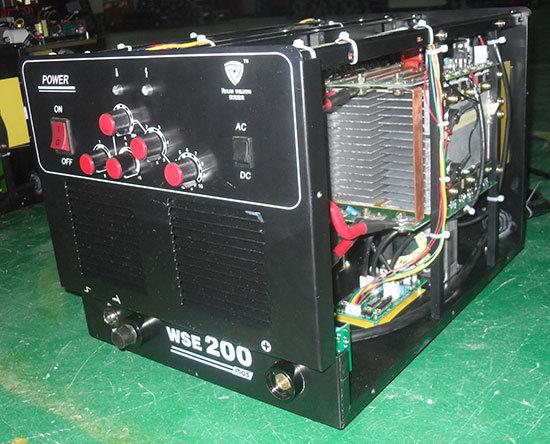 China Best Quality Inverter DC TIG Welding Machine TIG200AC/DC