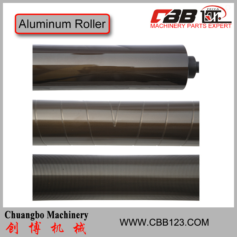 Top Quality Aluminium Idler (Hard Oxidation)